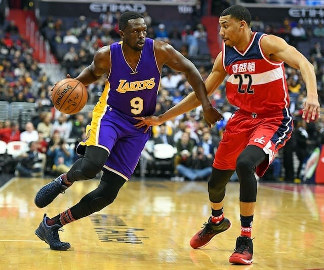 Luol Deng Foresees 'a Lot Of Changes' For The Lakers