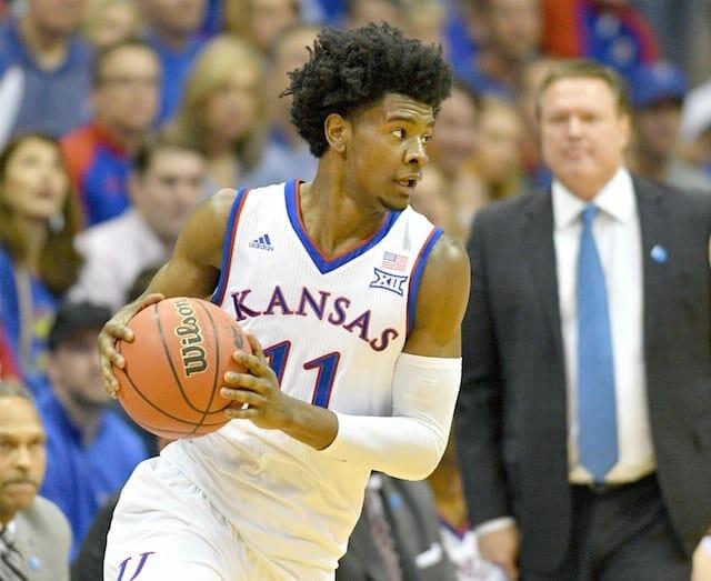 2017 Nba Draft News: Kansas Forward Josh Jackson Officially Declares