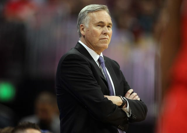 Magic Johnson On Mike D'antoni: 'he's Got To Be Coach Of The Year'