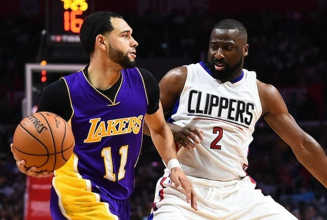 Lakers News: Tyler Ennis Wants To Stay In L.a. Beyond This Season