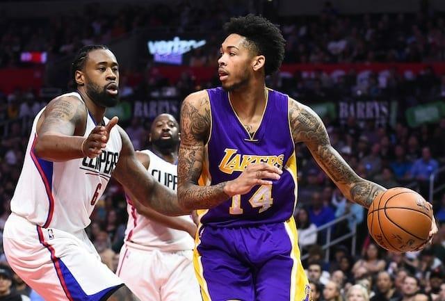 Lakers News: Luke Walton To Keep Starting Lineup Moving Forward
