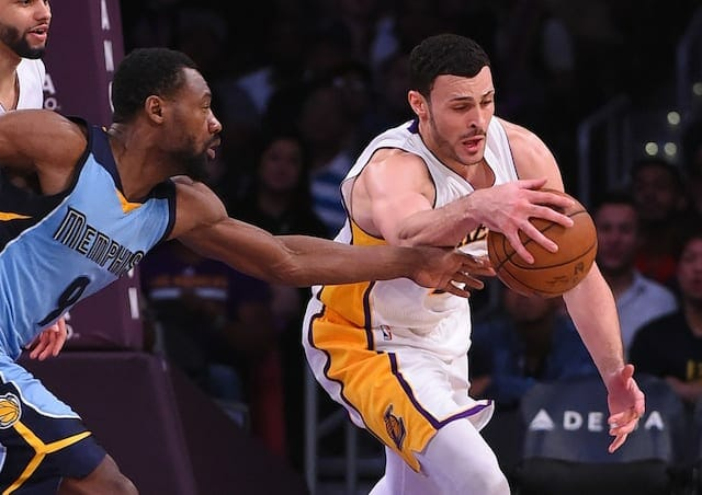Lakers News: Larry Nance Jr. Speaks On Importance Of Finishing This Year Strong