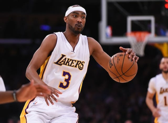Corey Brewer Believes This Is A 'big Summer' For Growth Of Lakers Young Core