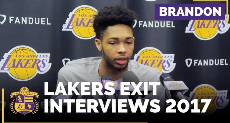 Lakers News: Brandon Ingram Reflects On Facing Elite Player's Attacking Mentality