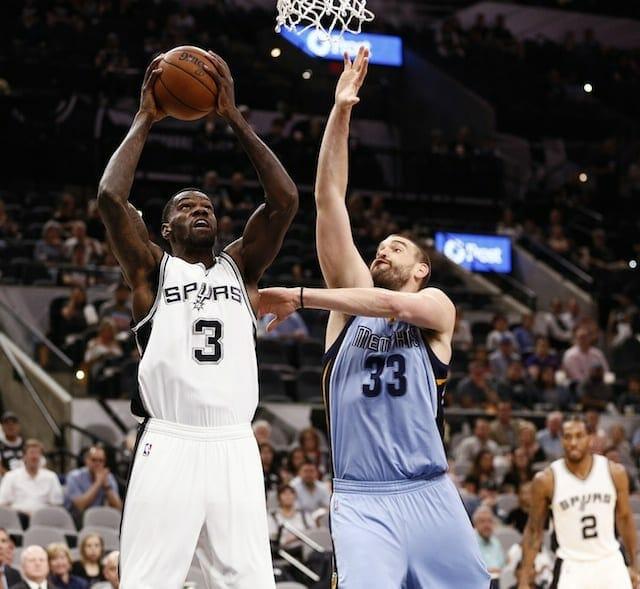 Nba News: Dewayne Dedmon Declines Option With Spurs, Becoming Free Agent