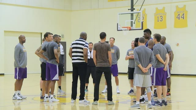 Lakers Draft Workouts: Bryant, Kuzma, Williams-goss, Beachem, Hawkins, White