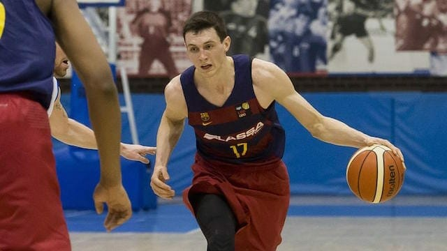 Lakers Nation Nba Draft Profiles: Rodions Kurucs, Latvia