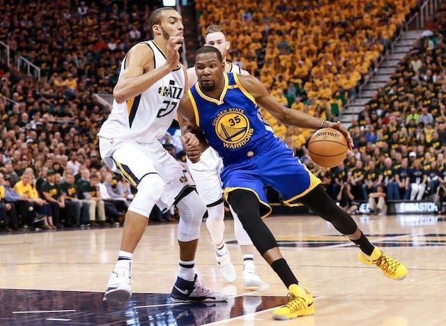 Nba Playoff Highlights: Top 5 Plays From Warriors Vs. Jazz Game 3