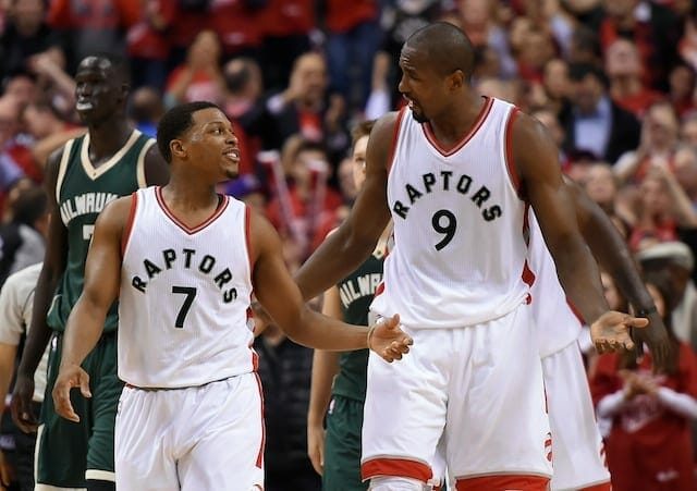 Nba Rumors: Toronto Raptors' New Contract With Serge Ibaka 'basically Done'