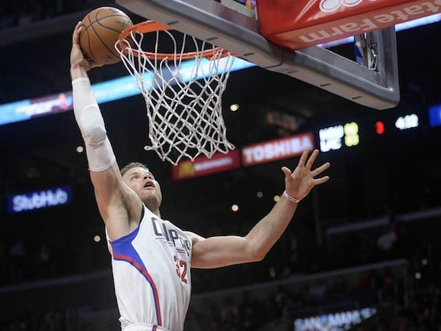 Should Lakers Pursue Blake Griffin In Free Agency This Summer?