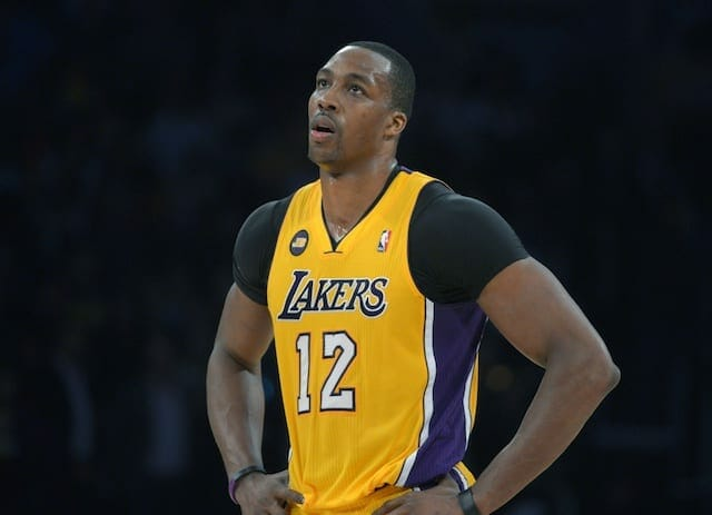 Kareem Abdul-jabbar Critical Of Dwight Howard's Work Ethic With Lakers
