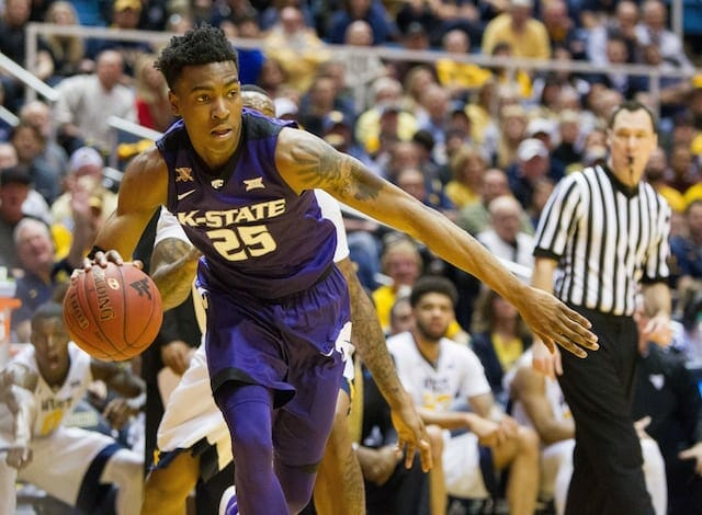 Lakers Draft News: L.a. To Work Out Kansas State Forward Wesley Iwundu