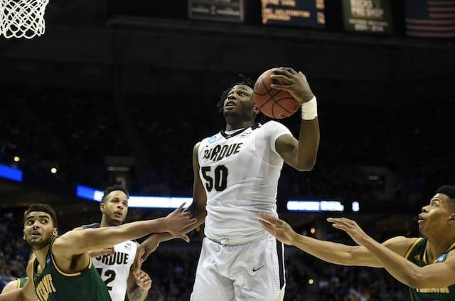 Lakers Nation Nba Draft Profiles: Caleb Swanigan, Purdue