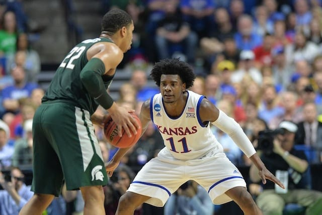The Case For The Los Angeles Lakers Drafting Josh Jackson