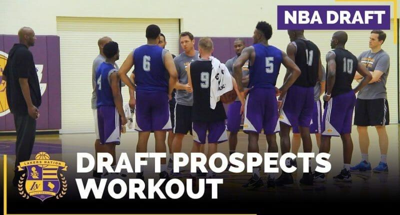 Lakers Draft Workouts: Bell, Alford, Bacon, Brimah, Walton Jr., Meeks