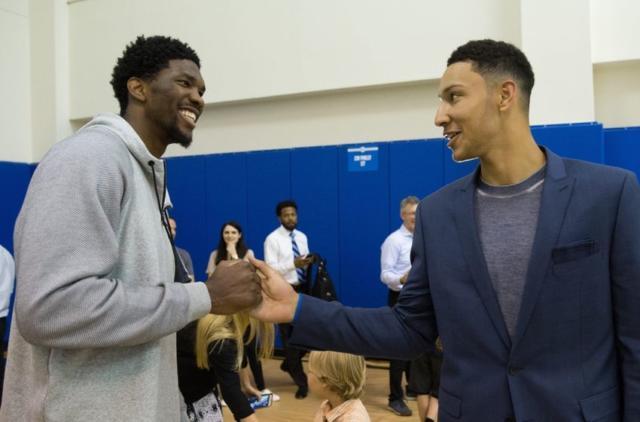 Lakers News: Joel Embiid And Ben Simmons Subtweet, Lonzo Ball Responds