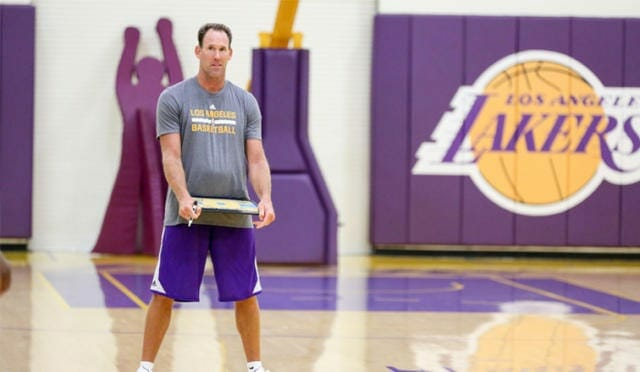 Lakers News: Assistant Coach Jud Buechler To Coach Los Angeles Summer League Team