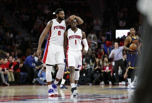 Nba Rumors: Detroit Pistons Gauging Trade Market For Andre Drummond & Reggie Jackson