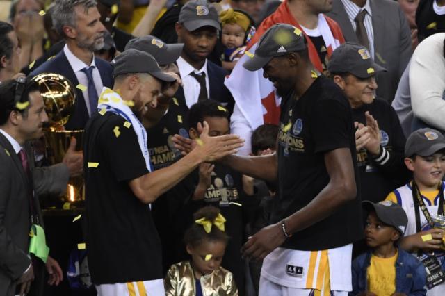 Nba Finals Highlights: Warriors Win Second Championship As Kevin Durant Nets Finals Mvp