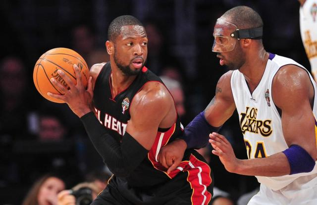 Lakers News: Dwyane Wade Wishes He Could Have Played With Kobe Bryant