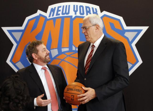 Nba Rumors: New York Knicks, Team President Phil Jackson To Part Ways