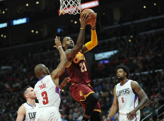 Nba Rumors: Lebron James 'will Never' Join Clippers As Possible 2018 Free Agent