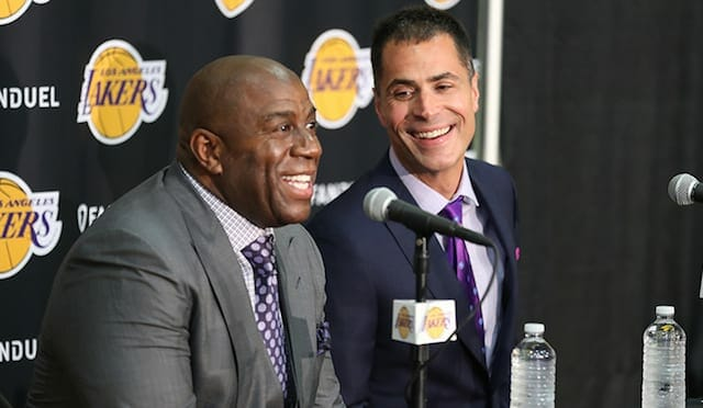 Lakers Trade Rumors: L.a. 'listened To Offers' For Most Of Their Roster