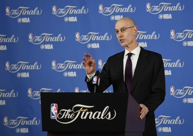 Nba News: Adam Silver Says League Considering Changing 'one-and-done' Rule