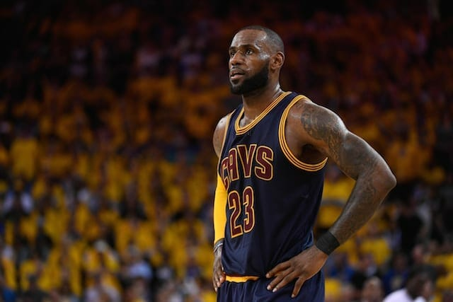 Magic Johnson Believes Lebron James Is Already A Top-five Player Of All-time