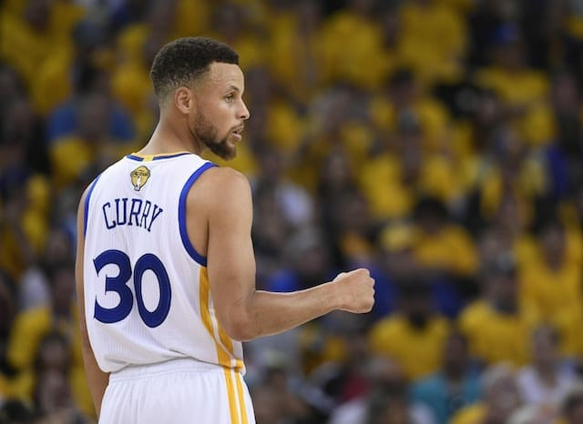 Nba Finals Highlights: Stephen Curry Records Triple-double As Warriors Take 2-0 Lead