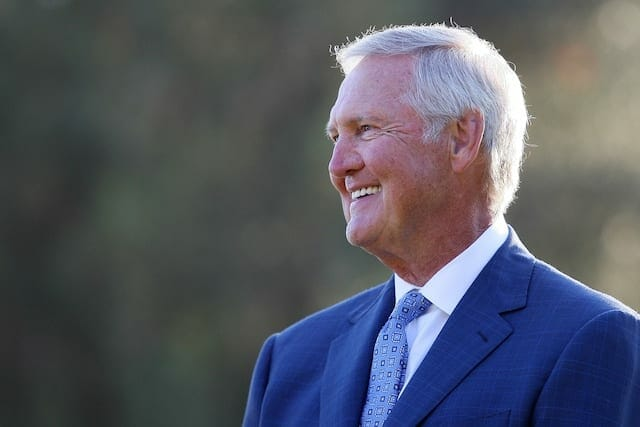 Jerry West Admits He Would Have Liked To End Career With Lakers