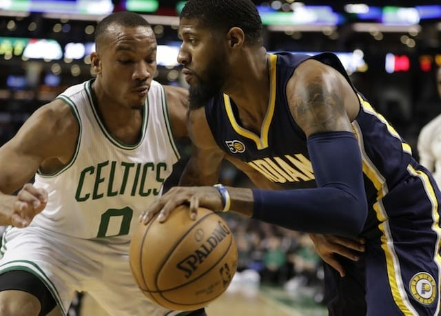 Nba Rumors: Celtics Not Interested In Trading For Paul George?