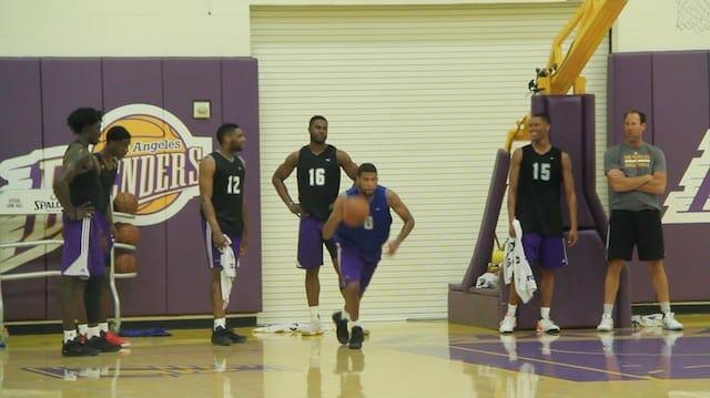 Lakers Draft Workouts: Thornwell, Motley, Ojeleye, Dotson, Dozier, Rose