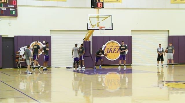 Lakers Draft Workouts: Iwundu, Graham, Kornet, Pryor, Humphries, Moore