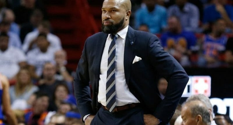 Ex-lakers Guard Derek Fisher 'glad No One Was Hurt' In Dui Crash