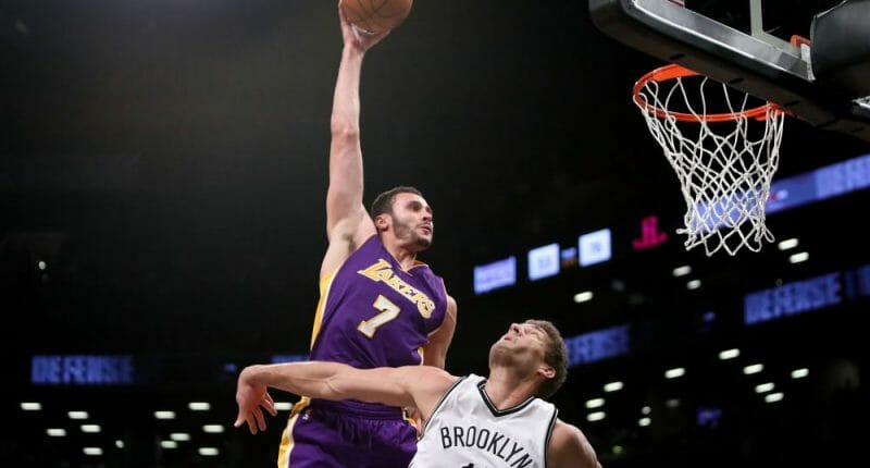 Larry Nance Jr. Comments On Lakers Trades, Nba Draft, & Dunking On Brook Lopez On The Ln Podcast