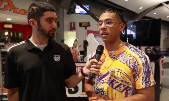 Lakers News: Kings Troll L.a. Fans At Las Vegas Summer League