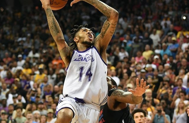Why A Nba Summer League Championship Means Something For The Lakers