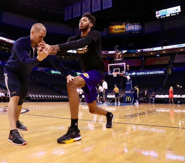 Q&a With Former Lakers Strength Coach Tim Difrancesco