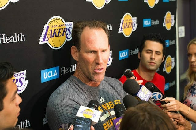 Lakers News: Summer League Coach Jud Buechler States Defense 'has To Change Right Now'