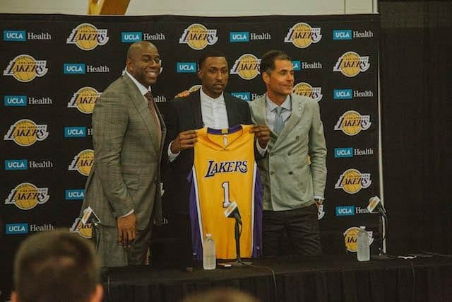 Lakers Executed Plan To Perfection, But Did They Miss A Bigger Opportunity?