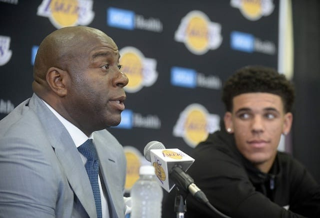 Mark Jackson: Lakers Rookie Lonzo Ball 'will Not Be Better Than Magic Johnson'