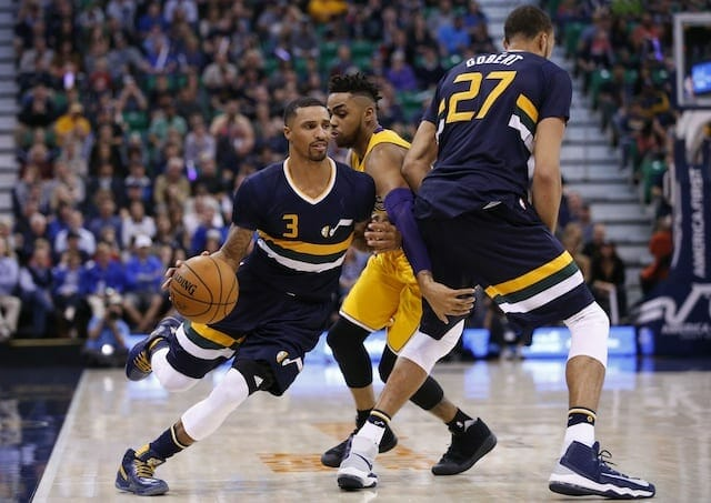 Lakers Rumors: George Hill, L.a. Have 'significant Mutual Interest' In One-year Deal