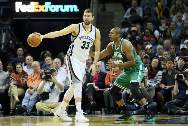Nba Trade Rumors: Marc Gasol Headed To The Celtics?