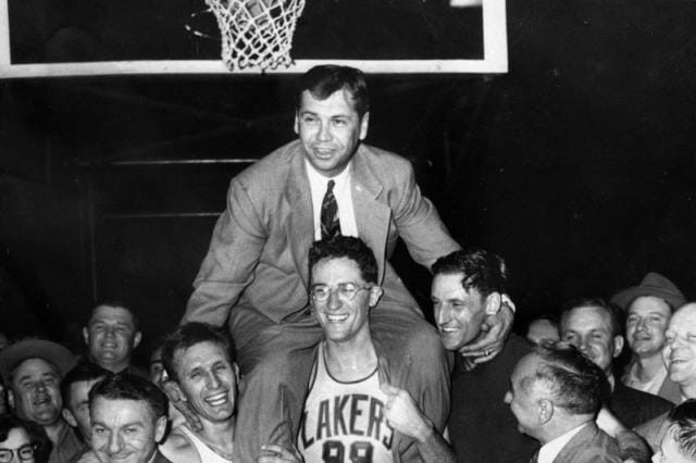 Former Lakers Head Coach John Kundla Passes Away At 101