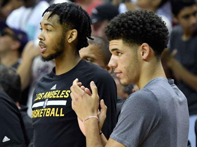 Lakers Rumors: Brandon Ingram May Try To Recruit Lonzo Ball To Adidas