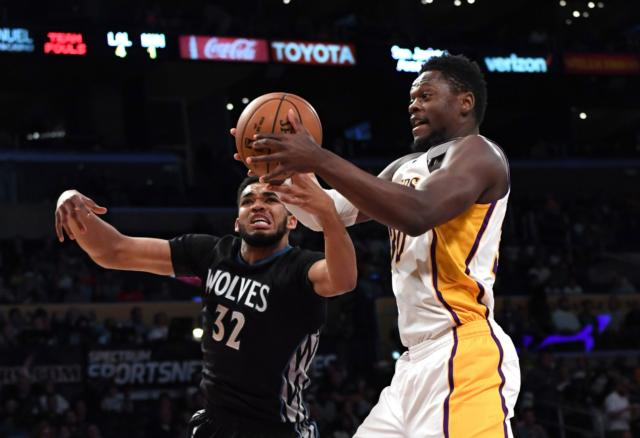Lakers Schedule: L.a. To Host Timberwolves On Christmas Day