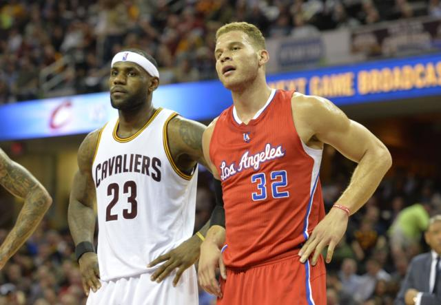 Blake Griffin Believes Lebron James More Likely To Go To New York Than L.a.