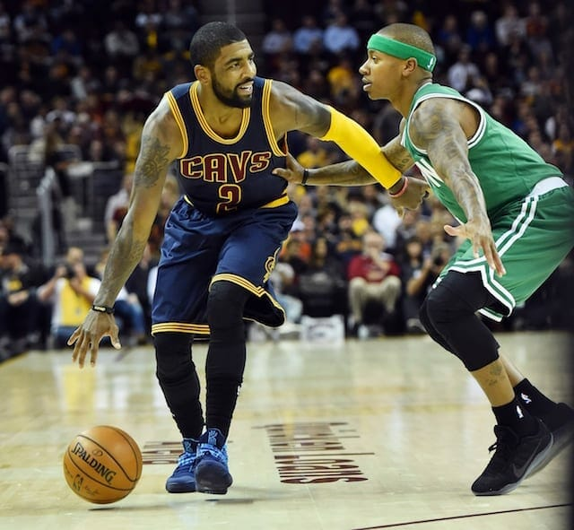 Nba News: Cavaliers Trade Kyrie Irving To Celtics For Isaiah Thomas, Others