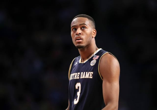 Lakers Sign Forward V.j. Beachem To Partially Guaranteed Contract